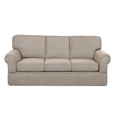 Greenough Sofa Upholstery: Smoke