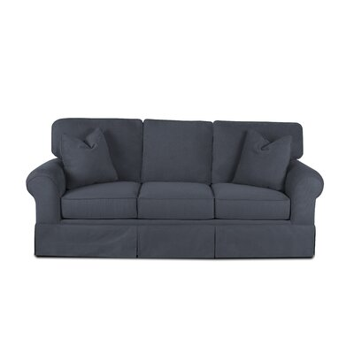 Greenough Sofa Upholstery: Gunmetal