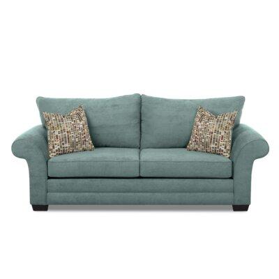 Bart Sofa Upholstery: Marine