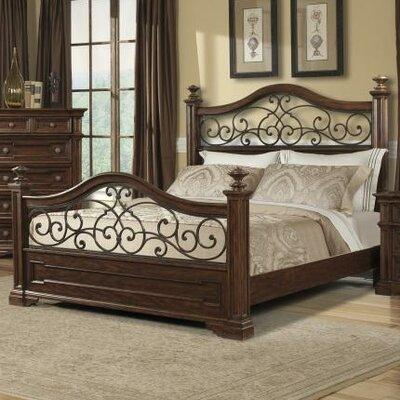 Harris Platform Bed Size: Queen