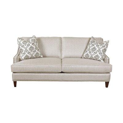 Arnold Sofa Upholstery: Linen