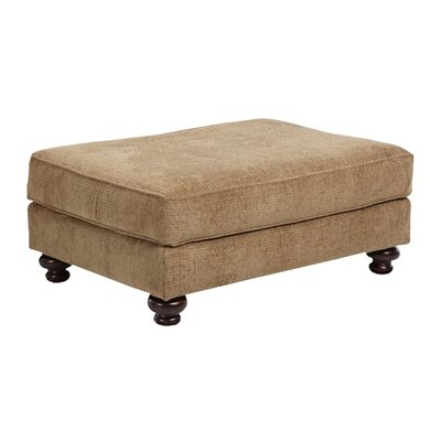 Cross Cocktail Ottoman