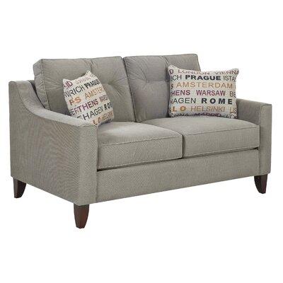 Klaussner Furniture 12013155905 Dartmouth Loveseat Upholstery