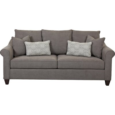 Allen Sofa Upholstery: Charcoal