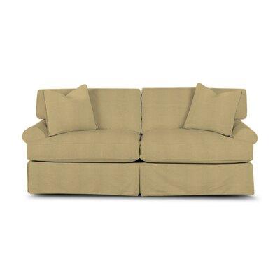 Alford Sofa Upholstery: Khaki