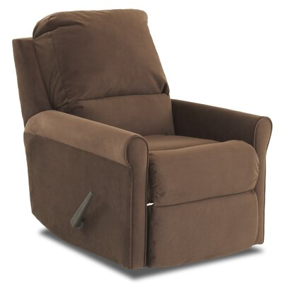 Filton Rocking Recliner Upholstery: Tina Darkbrown