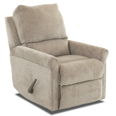 Filton Rocking Recliner Upholstery: Furby Pewter