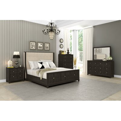 Amabilia Panel Customizable Bedroom Set