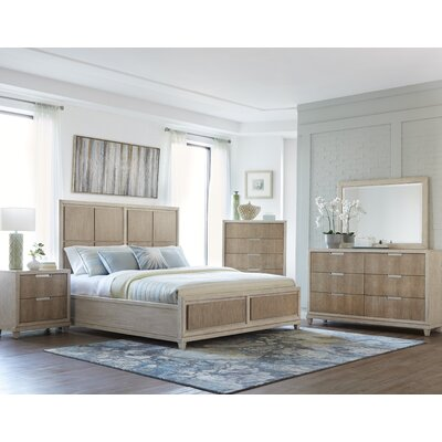 Felica Panel Customizable Bedroom Set