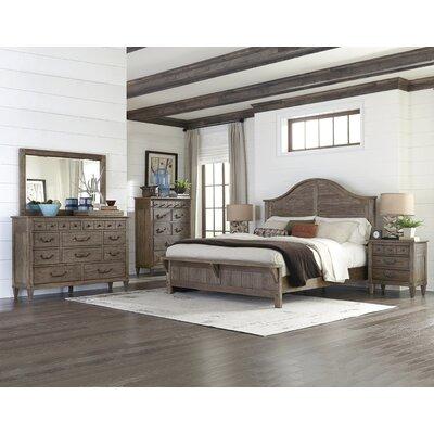 Holden Panel Customizable Bedroom Set