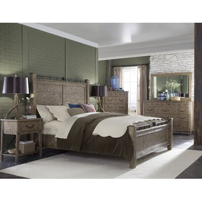 Holden Panel Customizable Bedroom Set