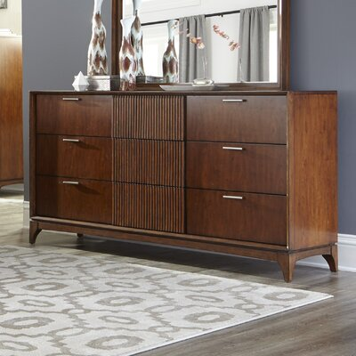 Caitlin 9 Drawer Dresser