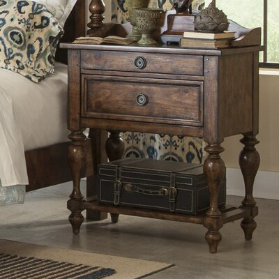 Peatman 1 Drawer Nightstand