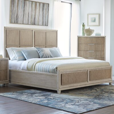 Smithson Complete Panel Bed Size: King