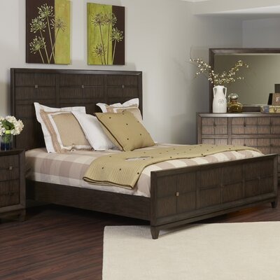 Amabilia Complete Panel Bed Size: King