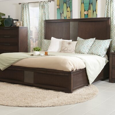 Felica Platform Bed Size: King