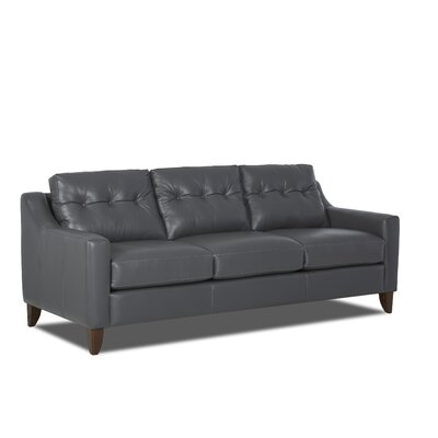 Ciccone Leather Sofa