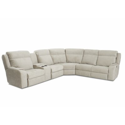 Nakale  Reclining Sectional