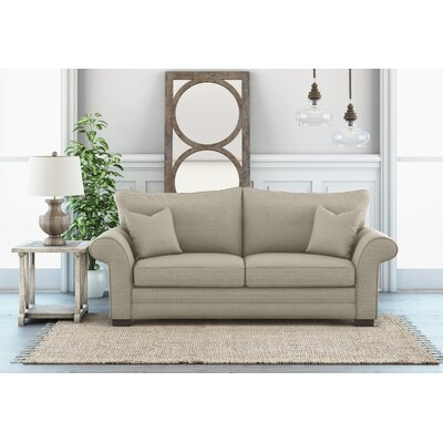 Phylicia Loveseat Upholstery: Hilo Seagull