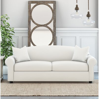 Blacksmith Sofa Upholstery: Classic Bleach