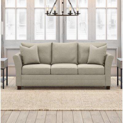 Mee Sofa Upholstery: Hilo Seagull