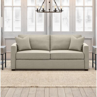 Calabrese Sofa Upholstery: Hilo Seagull