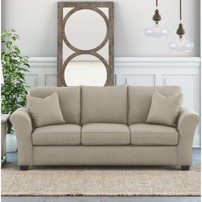 Plourde Sofa Upholstery: Hilo Seagull