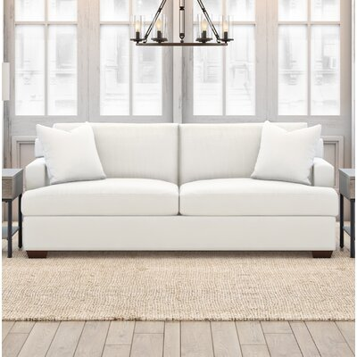 Langtry Loveseat Upholstery: Hilo Seagull