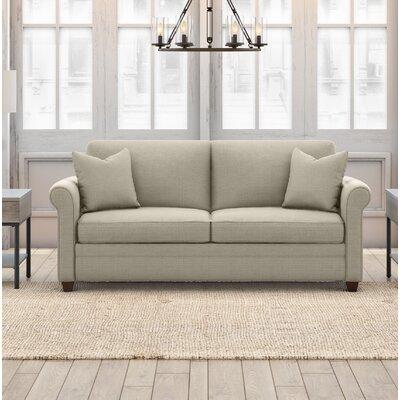 Wheeler Loveseat Upholstery: Hilo Seagull