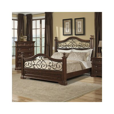 Rent to own San Marcos Panel Bed...