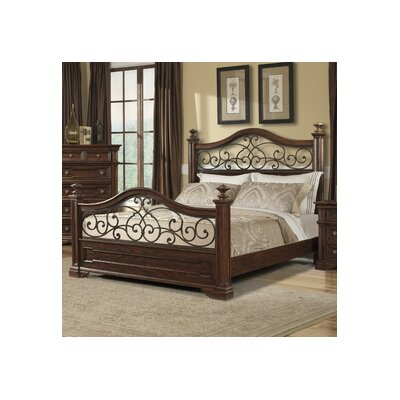 Lease to own San Marcos Panel Bed...