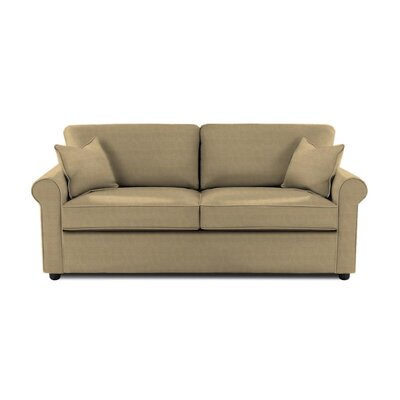 Madison Queen Sleeper Sofa Upholstery: Camel