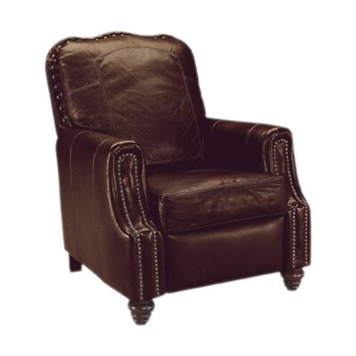 Hanson Leather Manual Recliner