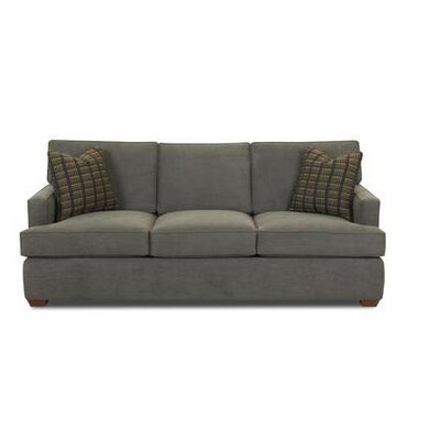 12013158197 KLF3559 Klaussner Furniture Rory Queen Dreamquest Convertible Sofa