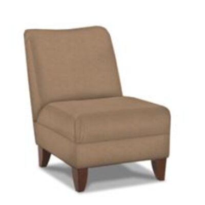 Charlie Slipper Chair Upholstery: Willow Bronze