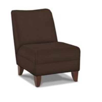 Charlie Slipper Chair Upholstery: Willow Java