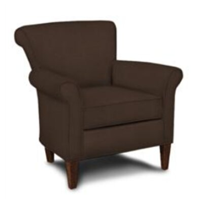 Ryan Armchair Upholstery: Willow Java