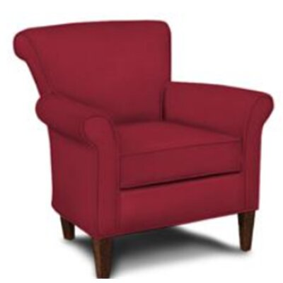 Ryan Armchair Upholstery: Willow Blaze Red