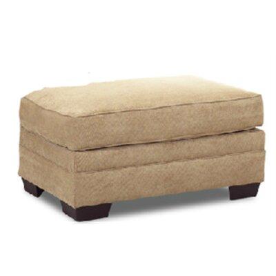 Bart Ottoman Upholstery: Willow Bronze