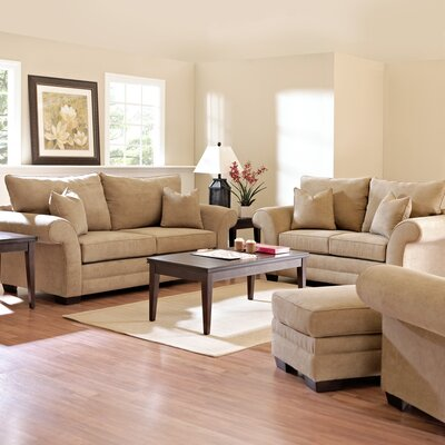 Bart Configurable Living Room Set