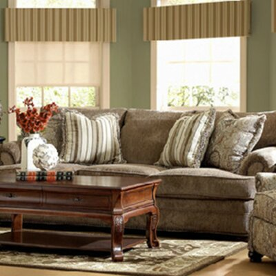 12013152607 KLF3215 Klaussner Furniture Toby Sofa