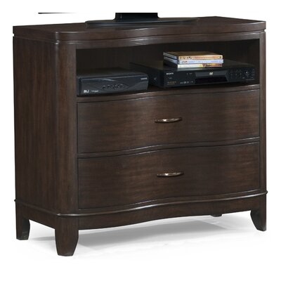 Province 2 Drawer Media Chest