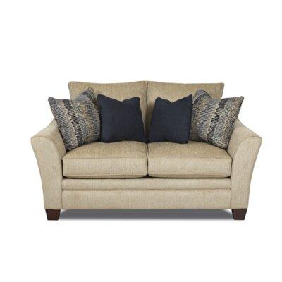 12013152485 KLF3097 Klaussner Furniture Webster Loveseat
