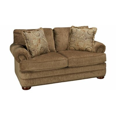 12013152614 KLF3216 Klaussner Furniture Toby Loveseat