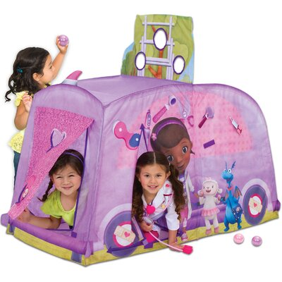 Doc Mobile Clinic Vehicle Play Tent 41610DT