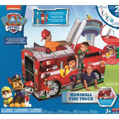 Paw Patrol Marshall Fire Truck Play Tent 51603NK-4T