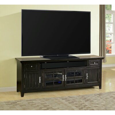Thayne 84 TV Stand Width of TV Stand: 30 H x 84 W x 16.75 D