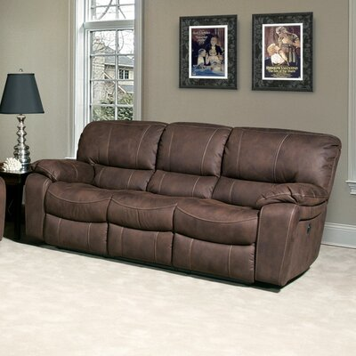 MJUP832P-DK PKR2476 Parker House Jupiter Manual Dual Reclining Sofa