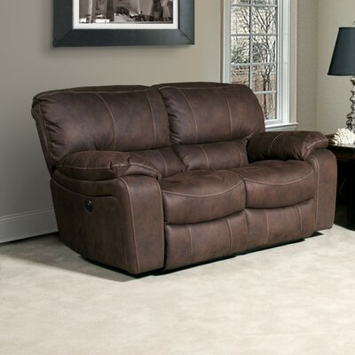 MJUP822P-DK PKR2474 Parker House Jupiter Manual Dual Reclining Loveseat