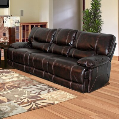 MPEG832P-NU PKR2486 Parker House Pegasus Dual Power Reclining Sofa